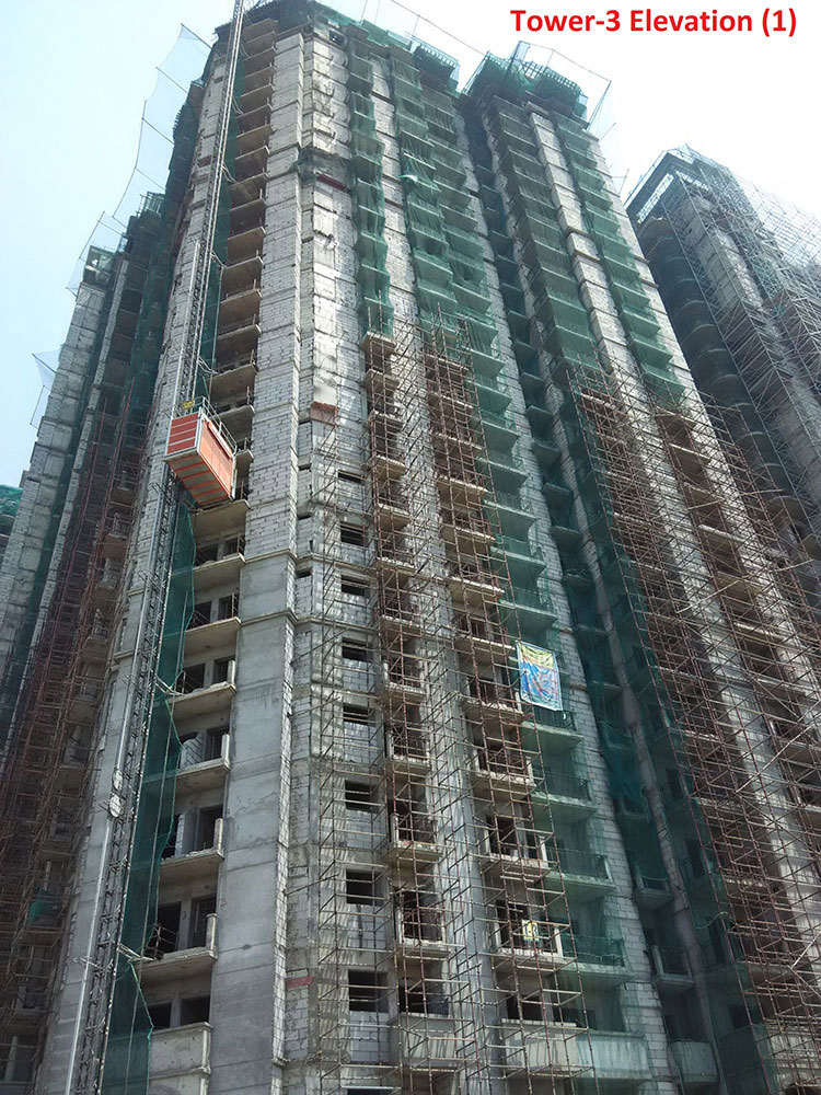 DLF Capital Greens Phase 2 Resale Apartments