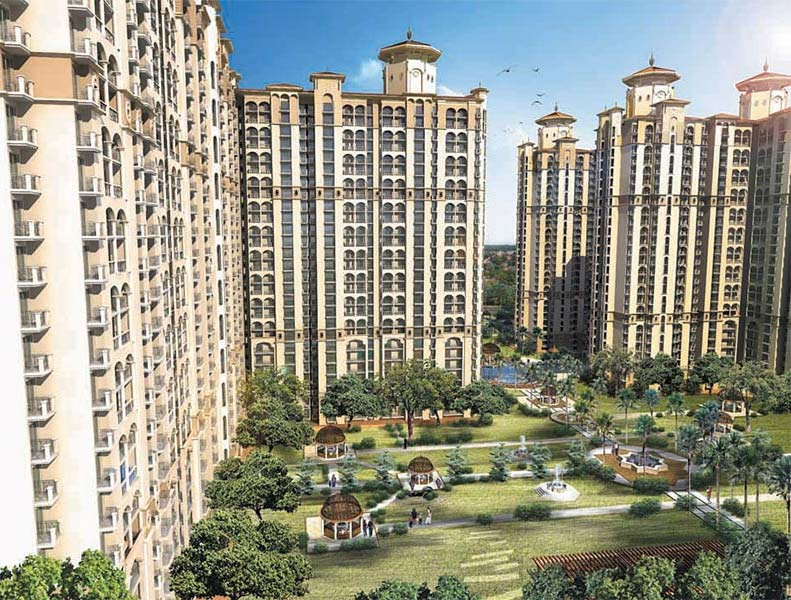 DLF Capital Greens Delhi on Shivaji Marg - Resale In Moti Nagar