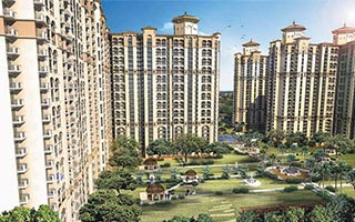 DLF Capital Greens Phase 1 Resale